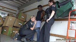 Black suspect taken on a rough ride