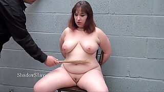 obese slavesluts electro domination & submission and ugly weeping bbw in tit tortured punished