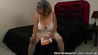 Granny pantyhose