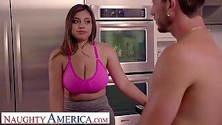 wild America - Jenna (Ella Knox) fucks her finest friend's beau