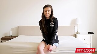 FIT18 - Ariel mercy - 50kg - audition thin Half Korean Beauty - 60FPS
