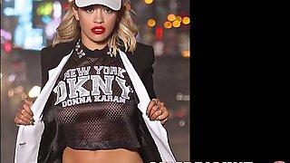 Rita Ora nude full Uncensored plus nipslips