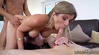 Hairy mom young milf Stepmom Turns Wet Dreams Into Reality