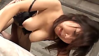 Fucked In A Variety Of Positions Hairy Japanese Slut Is Vaginally Punished