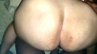 Big redbone ass