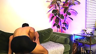 janice griffith   oliver davis fuck on the couch while jasmine grey watches