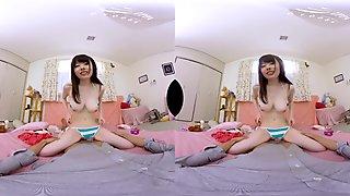 Hairy Asian Bikini Babe