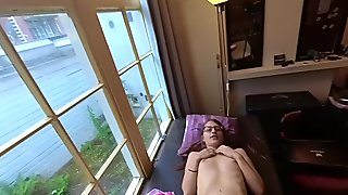 Shaving My Girl POV HD