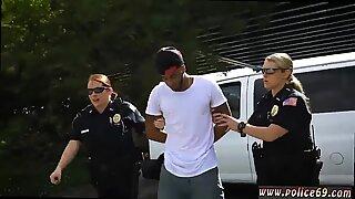 Chubby milf gangbang xxx Don t be ebony and suspicious around Black Patrol cops or else