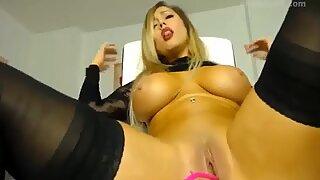 german milf getting multiple orgasms