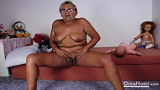 OmaHoteL Hot Grandmas in Sexy Mature Videos