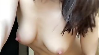 Henessy plays with herself